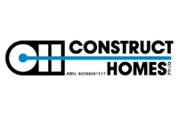 Construct Homes Project Landing